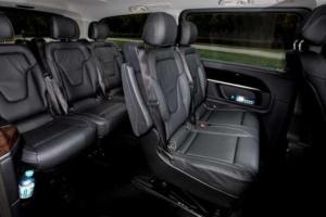 Mercedes Benz V-Klasse Extralang Hochzeit