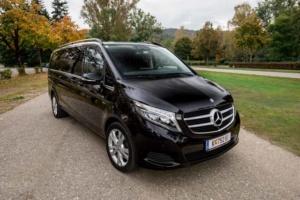 Neue Mercedes V-Klasse Luxury Ausstattung