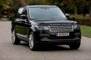 Range Rover Autobiography Hochzeit
