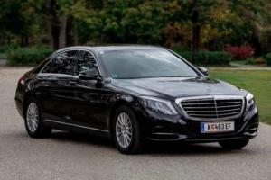 Mercedes Benz S-Klasse Lang Hochzeit